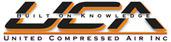 United Compressed Air logo