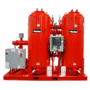 Image of a Blower Purge Desiccant Compressed Air Dryer