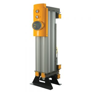 Image of a Heatless Compressed Air Desiccant Dryer