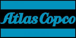 Logo for Atlas Copco